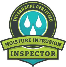 moisture intrusion